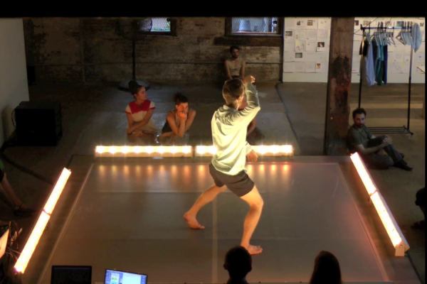 Invisible Dog (Wed) Dance 5