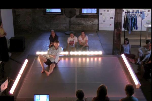 Invisible Dog (Tue) Dance 3