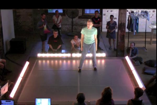 Invisible Dog (Tue) Dance 5