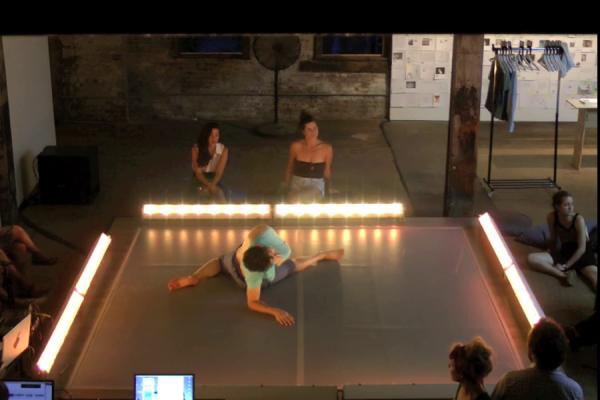 Invisible Dog (Tue) Dance 7