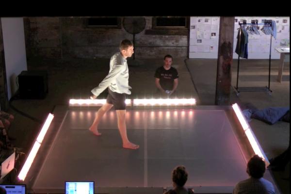 Invisible Dog (Tue) Dance 8