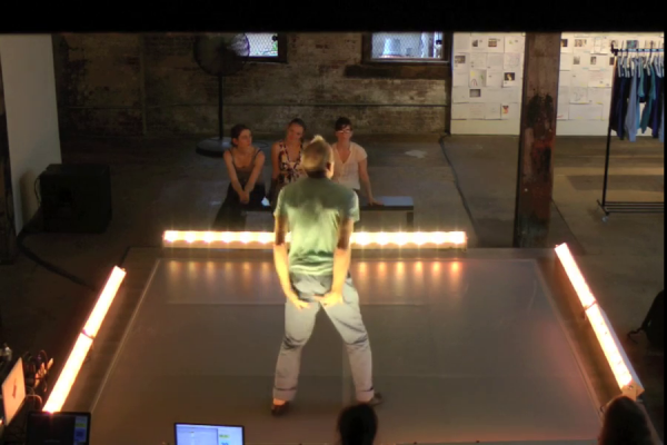 Invisible Dog (Fri) Dance 2