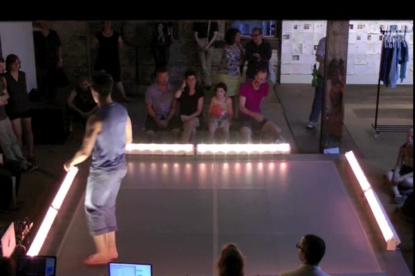 Invisible Dog (Fri) Dance 5