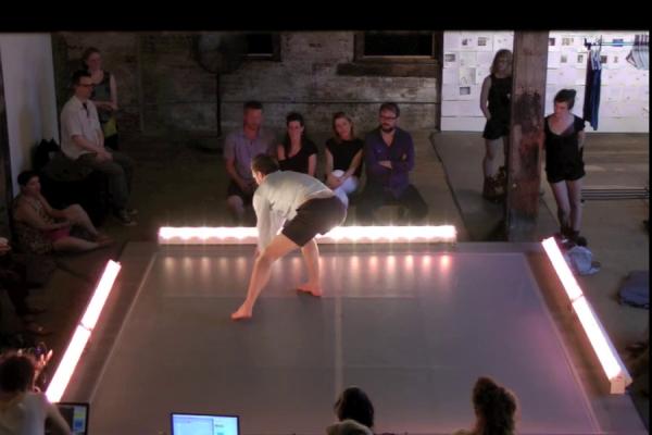 Invisible Dog (Fri) Dance 8