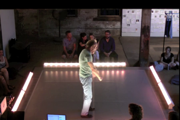 Invisible Dog (Fri) Dance 7