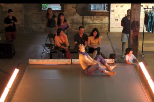 Invisible Dog (Thu) Dance 4